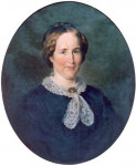 Mathilde Weber Oval